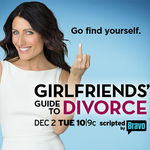 Girlfriends guide to divorce large ad