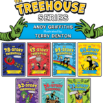 Treehouse poster books