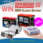 2018 q4 snes and nes classics