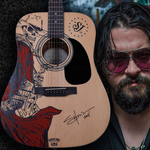 Shooter jennings guitar giveaway