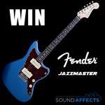 Fender jazzmaster creative minimal
